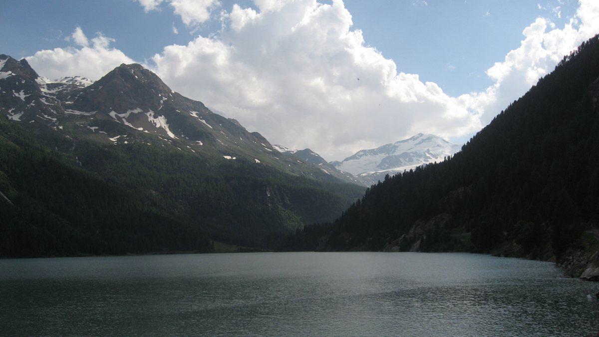 Rennradführer Südtirol - Martelltal / Stausee