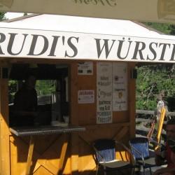 Rennradführer Südtirol - Martelltal / Rudis Würstelbude