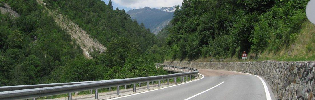 Rennradführer Südtirol / Schnalstal