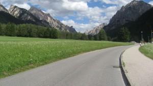 Rennradtour ins Herz der Dolomiten