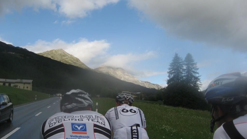 Rennradtour Ofenpass