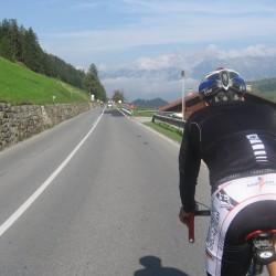 Transalp Bozen - München: Alpenhauptkamm