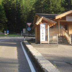 Rennradführer Südtirol / Mautstation