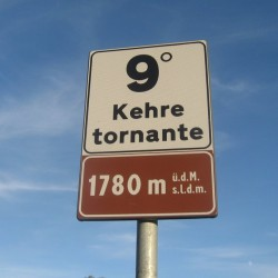 Rennradführer Südtirol / Kehre 9