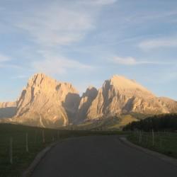 Rennradführer Südtirol / Schlern