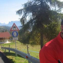 Jenesienrunde: Dolomiten Panorama