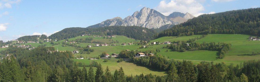 Rennradführer Südtirol / Tschögglberg
