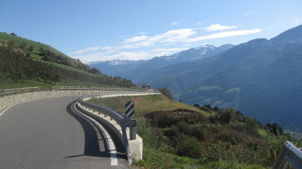 Rennradführer Südtirol / Bergstrasse