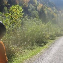 Rennradführer Südtirol / 18% nach Petschied