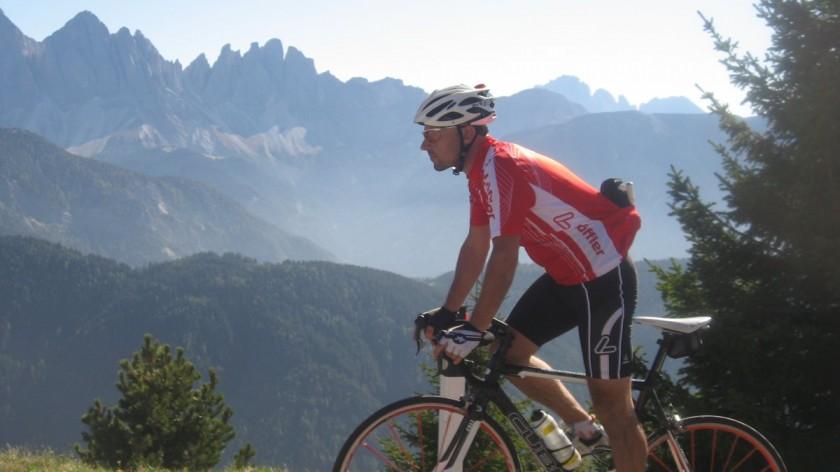 Rennradführer Südtirol / Tour 27 - Ploserunde