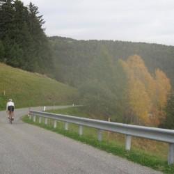 Rennradführer Südtirol / Abfahrt Lüsen