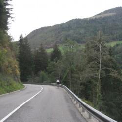Rennradführer Südtirol / Abfahrt Brixen