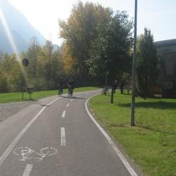 Rennradführer Südtirol: Fennberg/ Radweg Bozen