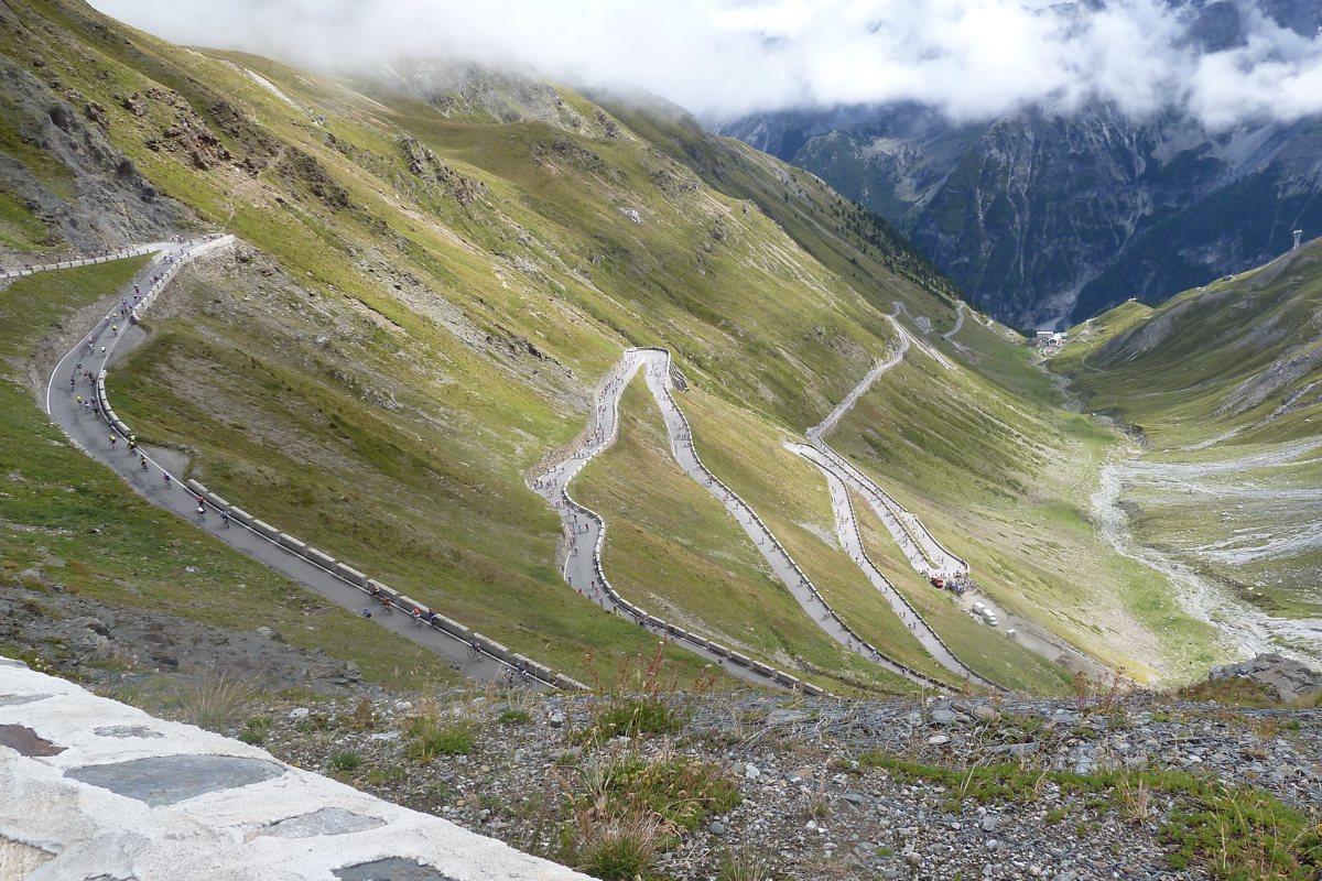 Stilfserjoch / Passo Stelvio