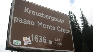 Kreuzbergpass - Passo Monte Groce