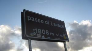 Lavazéjoch / Passo di Lavazé