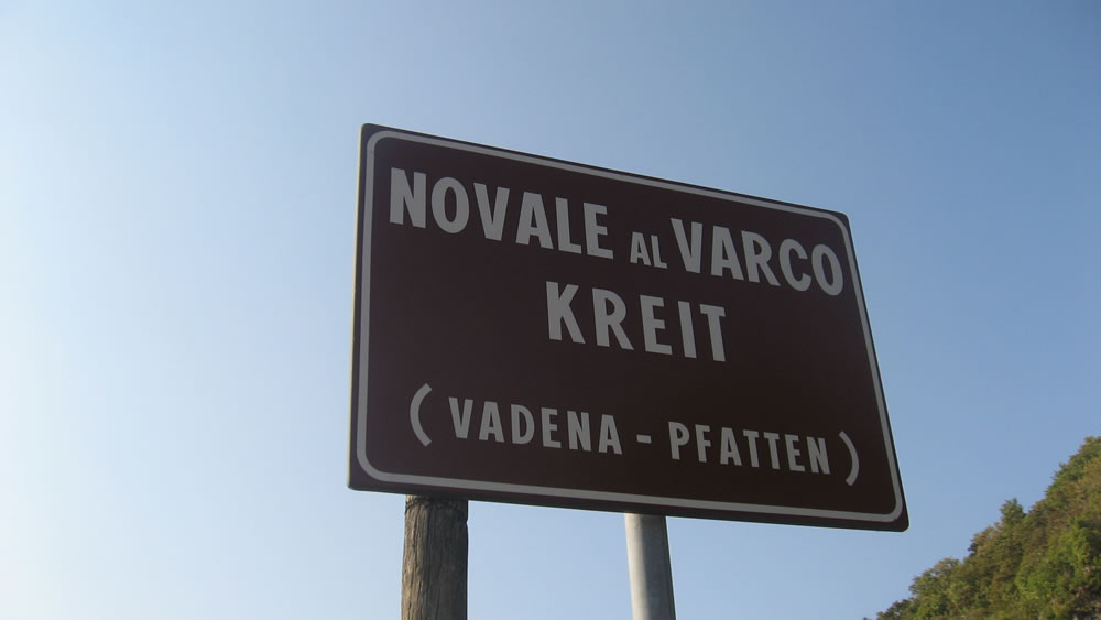 Kreither Sattel (382m)