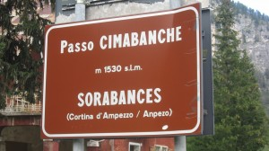 Gemärkpass / Passo Cimabanche