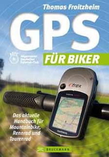 GPS Sachbuch für Rennradfahrer, Mountainbiker und Radwanderer