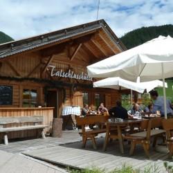 Talschlußhütte im Gsiesertal