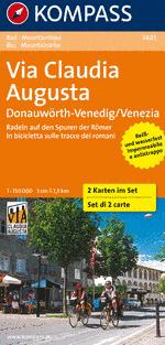 Von Donauwörth bis nach Venedig