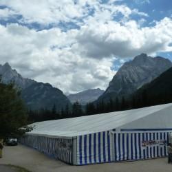 Rennradtour Fedaia - Pellegrino: Canazei