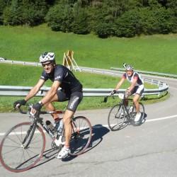 Mit dem Rennrad zum Brennerpass