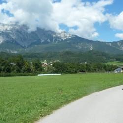 Mit dem Rennrad durch das Inntal