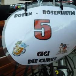 Alpenüberquerung Bozen - Rosenheim