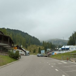 Reiterjoch - Karerpass: Alpe Pampeago