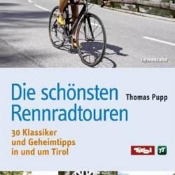 30 Rennradklassiker in und um Tirol