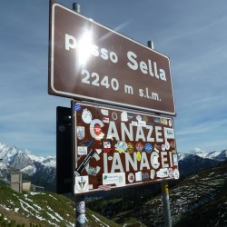 Rennradführer Trentino Nord / Passo Sella