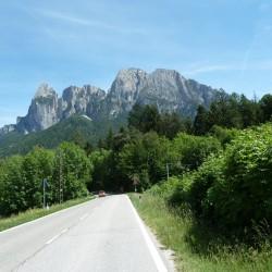 Rennradführer Trentino Nord / Seiseralm