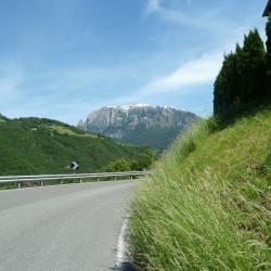 Rennradführer Trentino Nord / Schlern