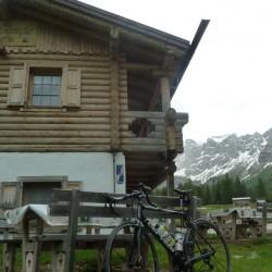 Rennradführer Trentino Nord / Val San Nicolo / Endstation