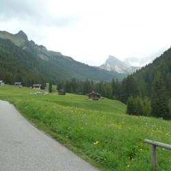 Rennradführer Trentino Nord / Val San Nicolo / Dolomiten