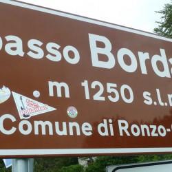 Rennradführer Trentino Süd / Passo Bordola