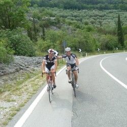 Rennradführer Trentino Süd / Passo Uldarico