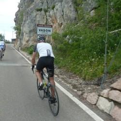 Rennradführer Trentino Süd / Vason / Bondone