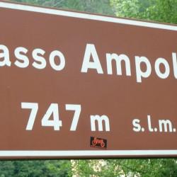 Rennradtour Passo Ampola (747m)