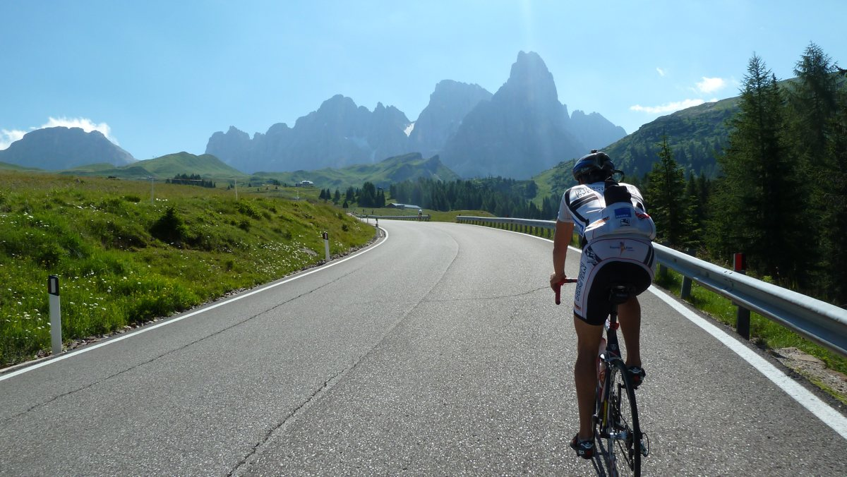 Rennradführer Trentino Nord - Tour 20 / Andr