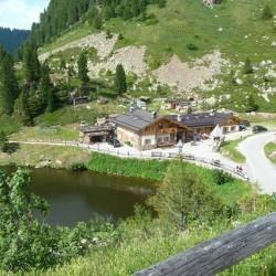 Rennradführer Trentino Nord - Tour 20 / Rifugio Manghen