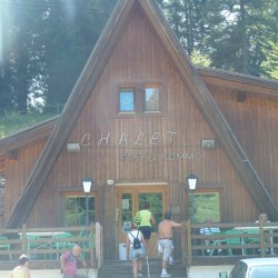 Chalet Passo Sommo