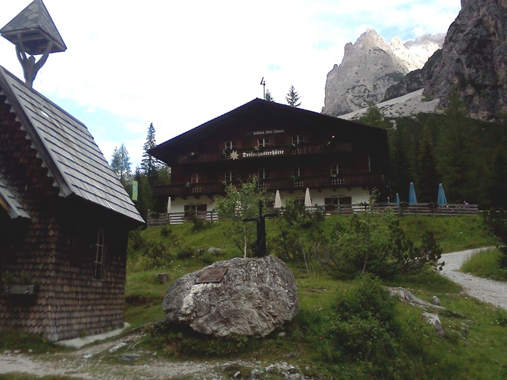 Rennradtour ins Innerfeldtal / Dolomiten