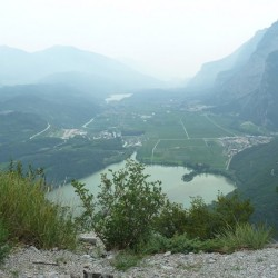 Lago di Toblino im Sacretal