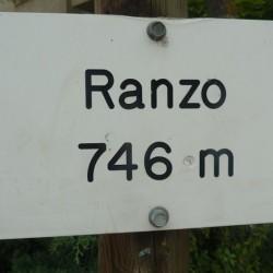 Ranzo am Südhang der Paganella