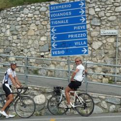 Rennradführer Trentino Süd / Tremosine