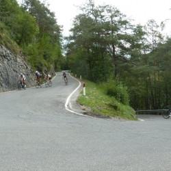 Rennradführer Trentino Süd / Abfahrt