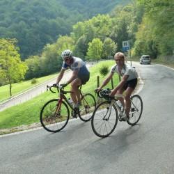 Rennradführer Trentino Süd / Hons & Steve