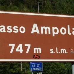 Rennradführer Trentino Süd / Passo d'Ampola